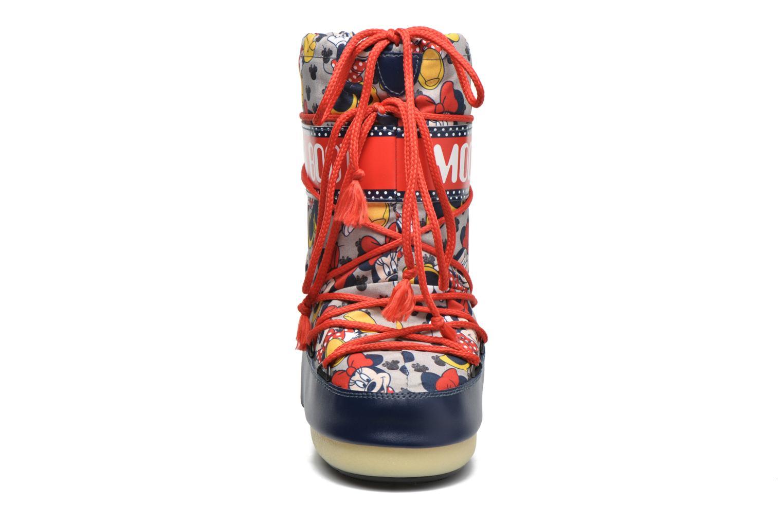 Stiefel Moon Boot Moon Boot Pod Jr Minnie mehrfarbig schuhe getragen