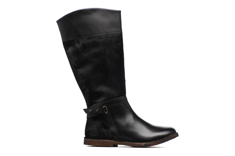 Støvler & gummistøvler Kickers Crick Sort se bagfra
