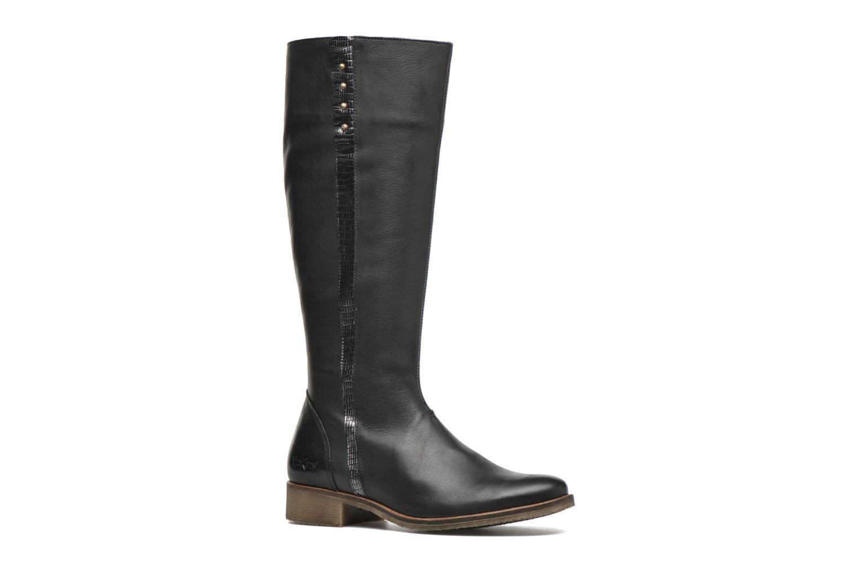 Bottines et boots Kickers Longbotte Noir vue détail/paire