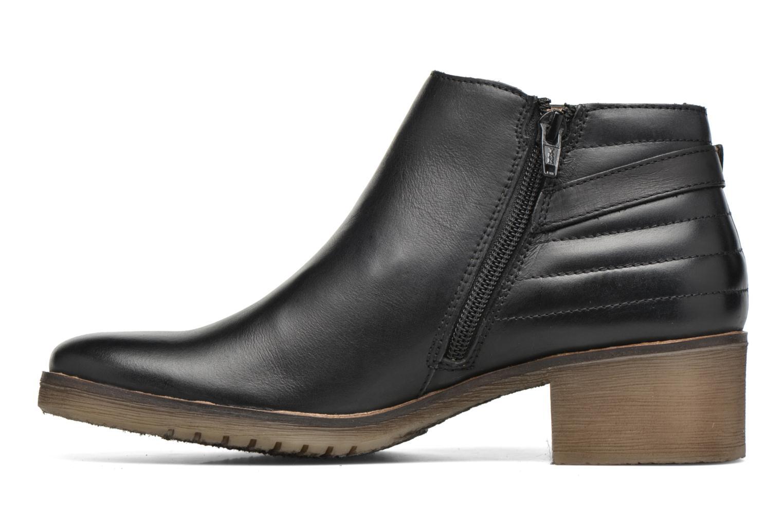 Stiefeletten & Boots Kickers Millcut schwarz ansicht von vorne