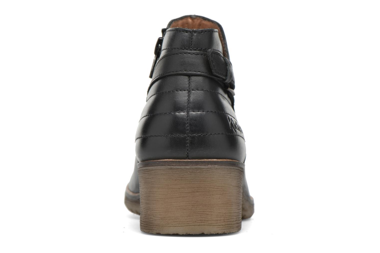 Stiefeletten & Boots Kickers Millcut schwarz ansicht von rechts