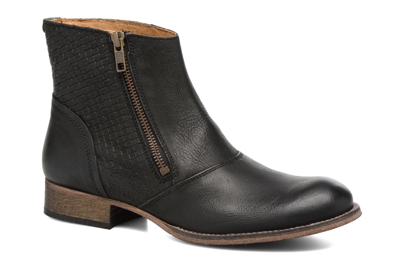 Kickers Penny (Noir) - Bottines et boots chez Sarenza (305489)