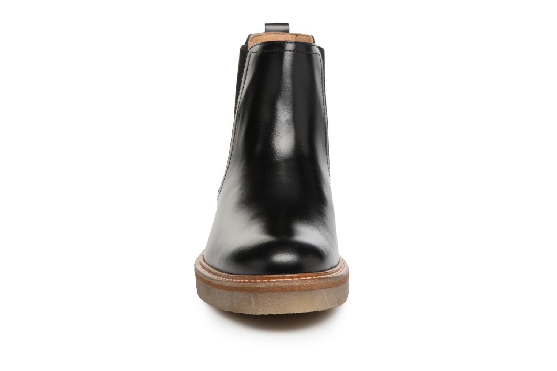 Bottines et boots Kickers Oxfordchic Noir vue portées chaussures