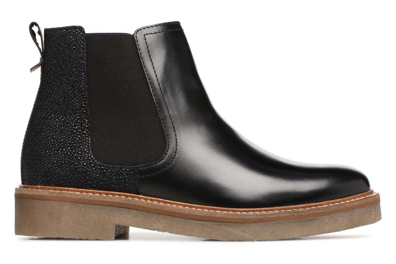Bottines et boots Kickers Oxfordchic Noir vue derrière