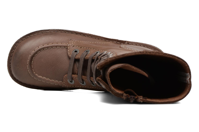 Grandes descuentos últimos zapatos Kickers Meetkiknew (Marrón) - Botines  Descuento