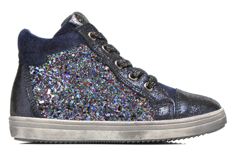 Sneaker Acebo's Anabella blau ansicht von hinten