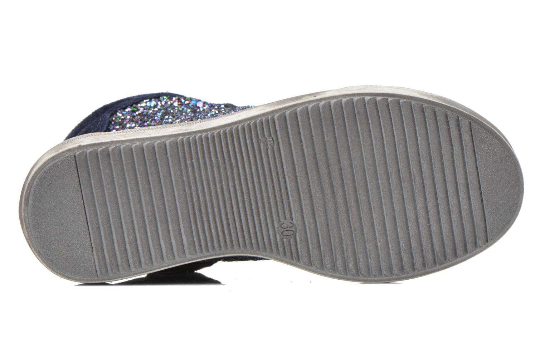 Sneaker Acebo's Anabella blau ansicht von oben