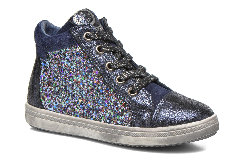 Sneaker Acebo's Anabella blau detaillierte ansicht/modell