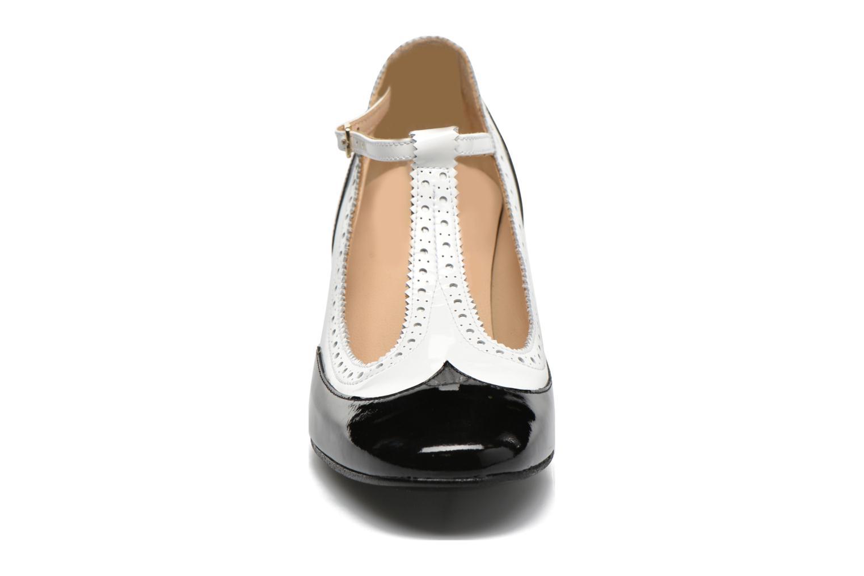 Escarpins Georgia Rose Soho Noir vue portées chaussures