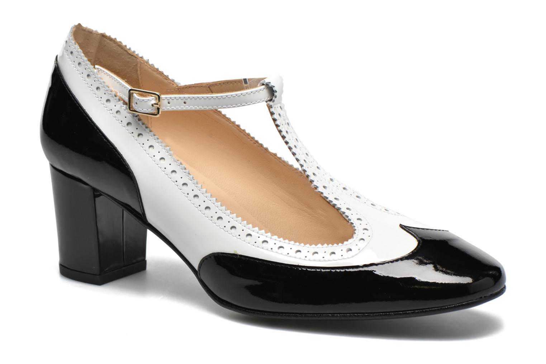 Zapatos de tacón Georgia Rose Soho Negro vista de detalle / par