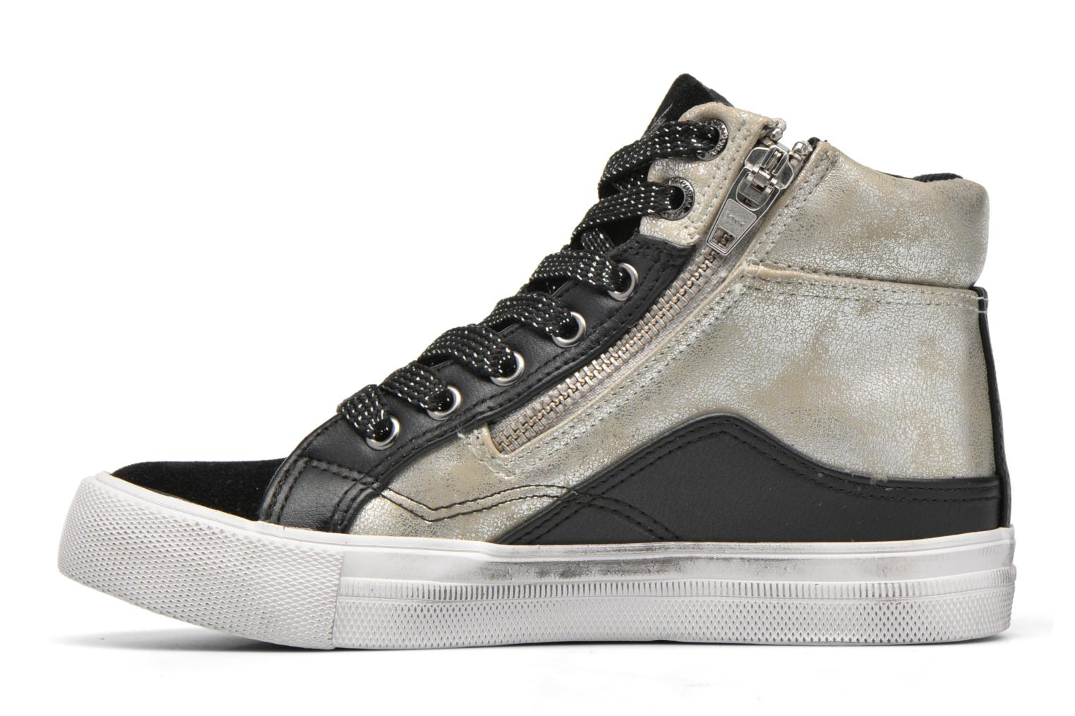 Sneakers Kaporal Amelony Nero immagine frontale