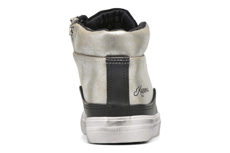Sneakers Kaporal Amelony Nero immagine destra