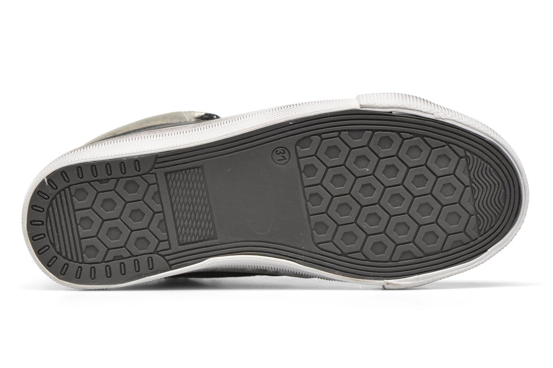 Sneakers Kaporal Amelony Nero immagine dall'alto
