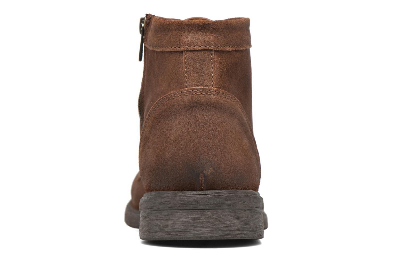 Bottines et boots Selected Homme Trevor Marron vue droite
