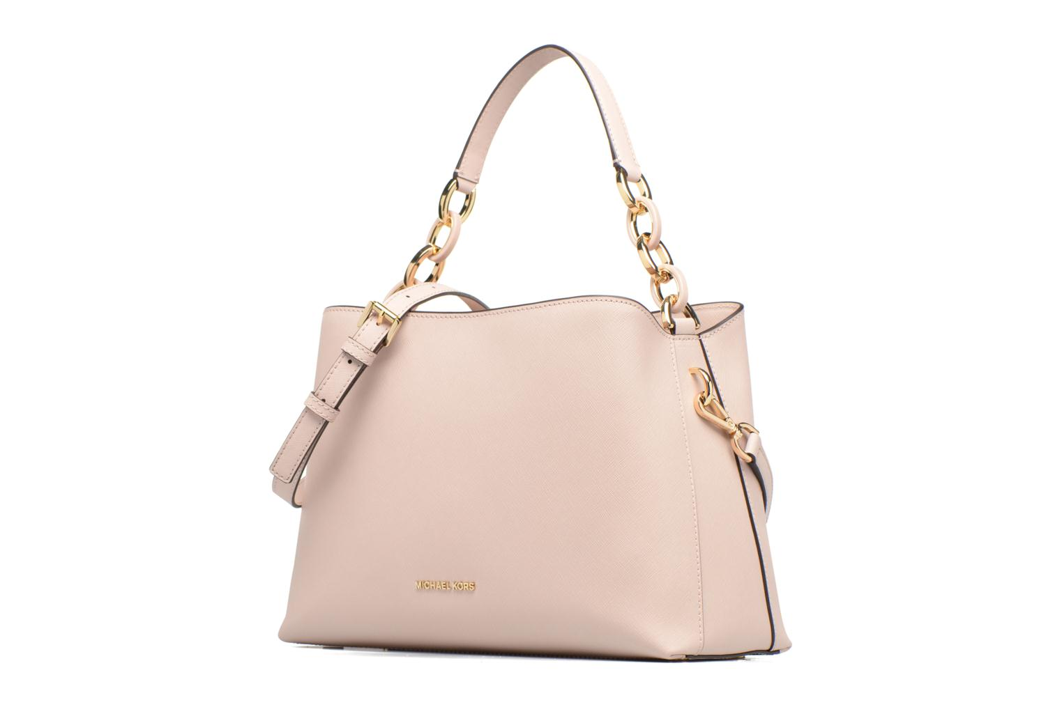 PORTIA LG EW Shoulder Soft Pink