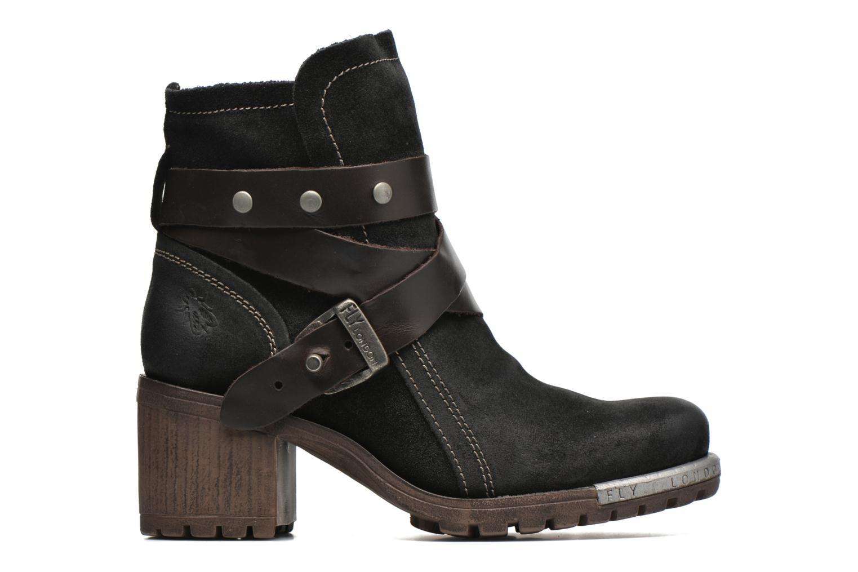 Bottines et boots Fly London Lok Noir vue derrière