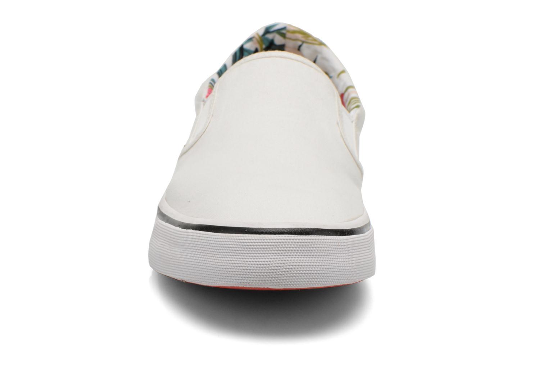 Baskets Jack & Jones JJ Surf Urban Loafer Blanc vue portées chaussures