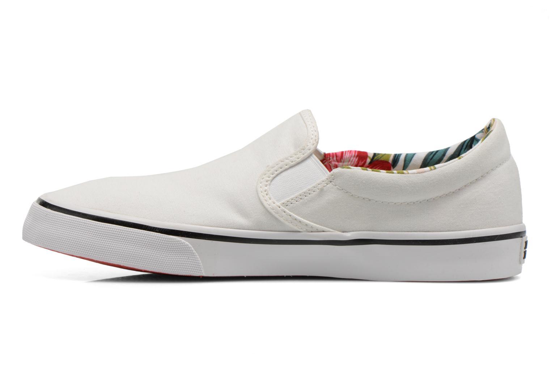 Sneaker Jack & Jones JJ Surf Urban Loafer weiß ansicht von vorne