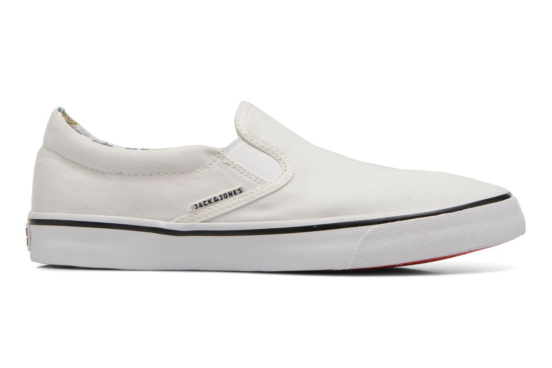 Sneaker Jack & Jones JJ Surf Urban Loafer weiß ansicht von hinten