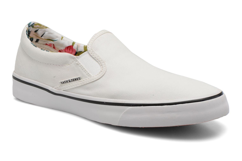 Sneaker Jack & Jones JJ Surf Urban Loafer weiß detaillierte ansicht/modell