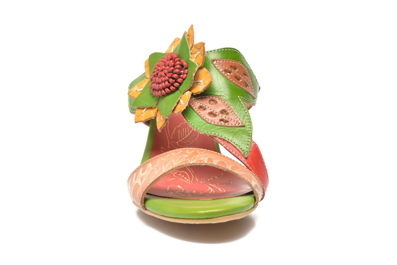 Mules & clogs Laura Vita Toucy Multicolor model view
