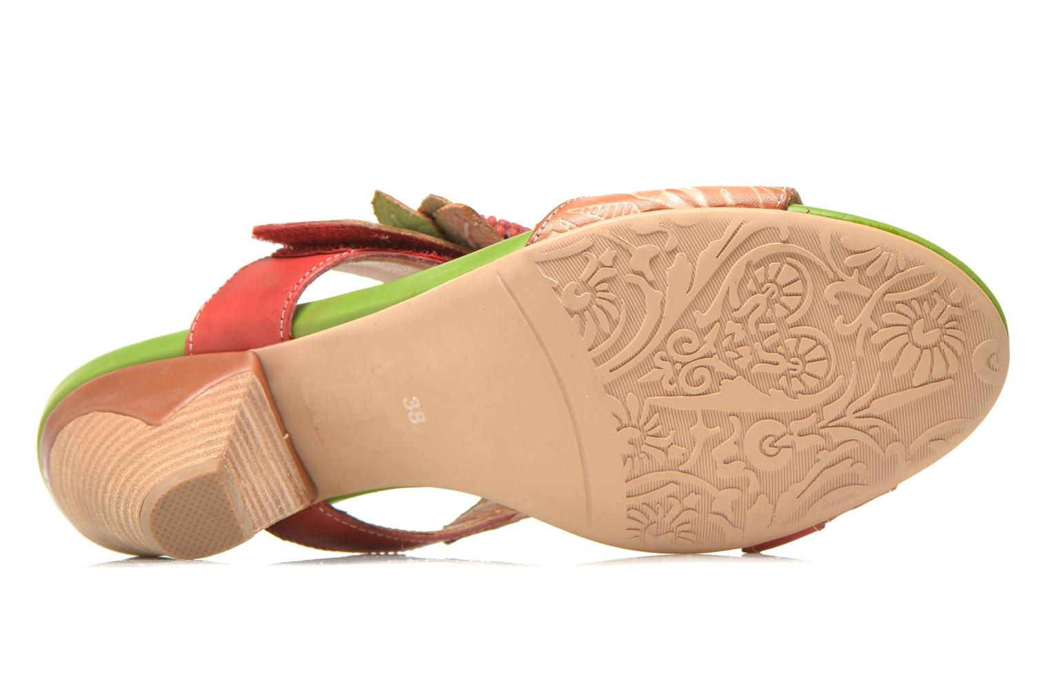 Mules & clogs Laura Vita Toucy Multicolor view from above