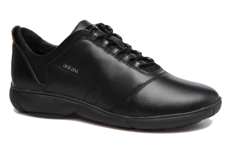 Grandes descuentos últimos zapatos Geox D NEBULA E D641EE (Negro) - Deportivas Descuento