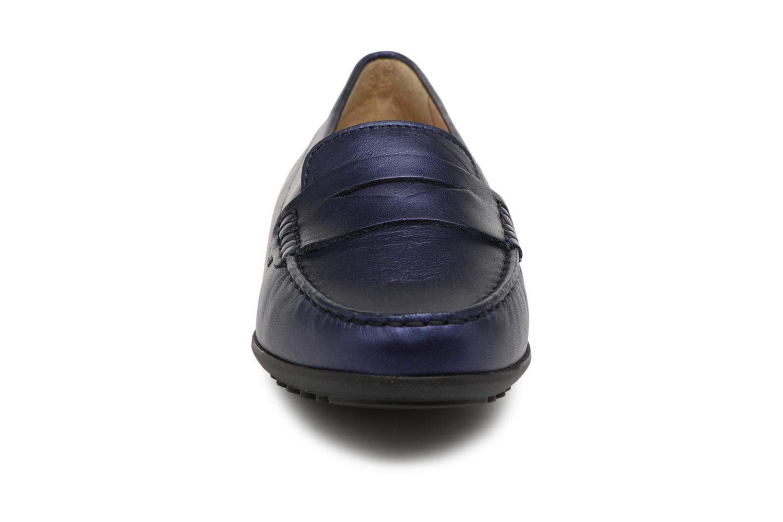 Zapatos promocionales Geox D ELIDIA A D642TA (Azul) - Mocasines   Descuento de la marca