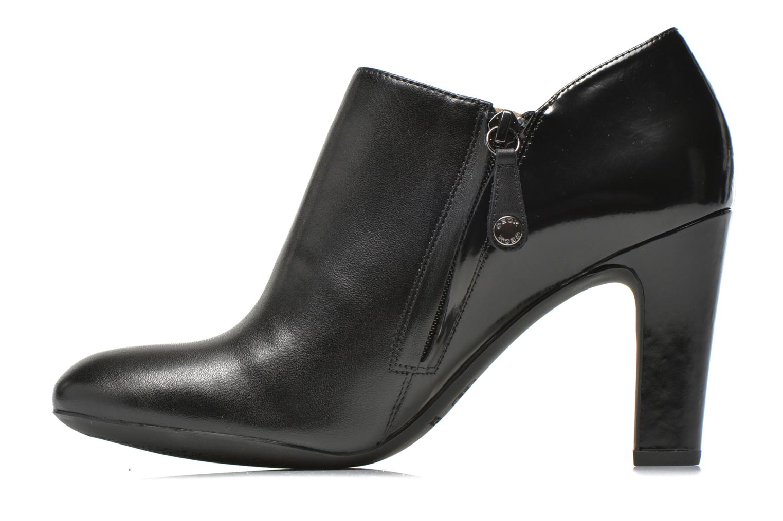 D NEW MARIELE HIGH. A D6498A Noir