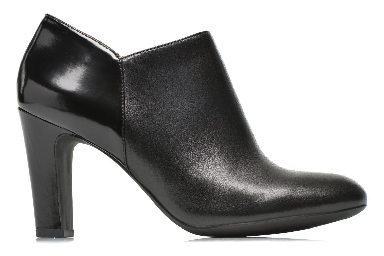 Bottines et boots Geox D NEW MARIELE HIGH. A D6498A Noir vue derrière