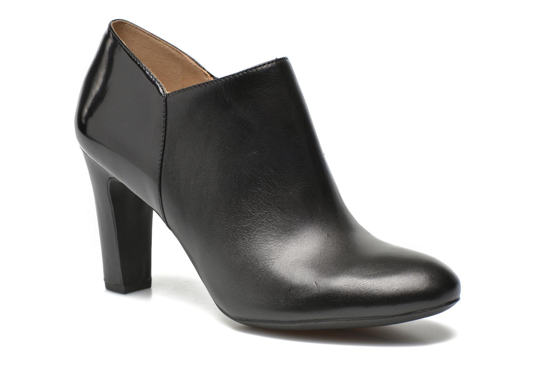 Bottines et boots Geox D NEW MARIELE HIGH. A D6498A Noir vue détail/paire