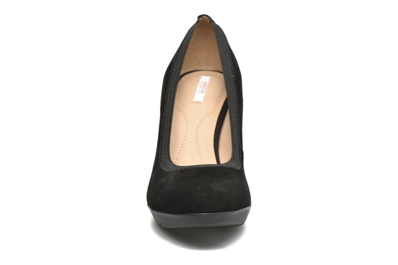 Escarpins Geox D INSPIRATION A D64R4A Noir vue portées chaussures