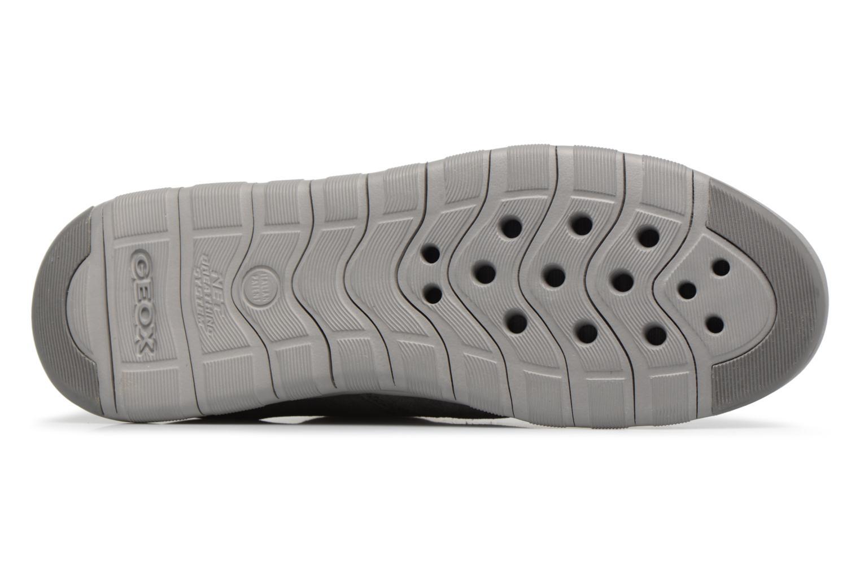 Sneakers Geox U XUNDAY 2FIT A U640DA Grigio immagine dall'alto