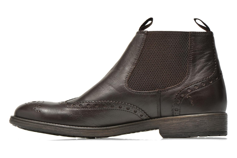 Bottines et boots Geox U JAYLON B U64Y7B Marron vue face
