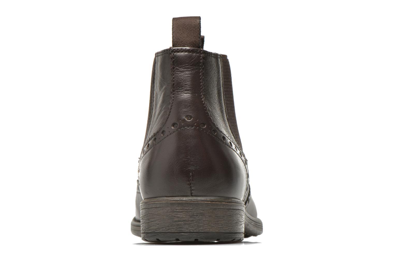Bottines et boots Geox U JAYLON B U64Y7B Marron vue droite