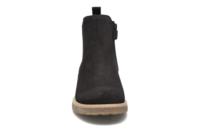 Bottines et boots Unisa Nullis Bleu vue portées chaussures