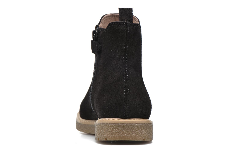 Bottines et boots Unisa Nullis Bleu vue droite