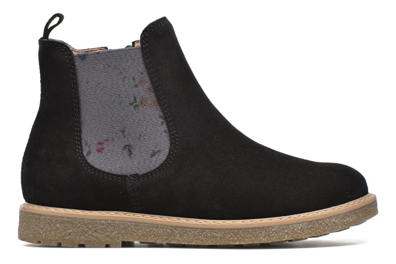 Bottines et boots Unisa Nullis Bleu vue derrière