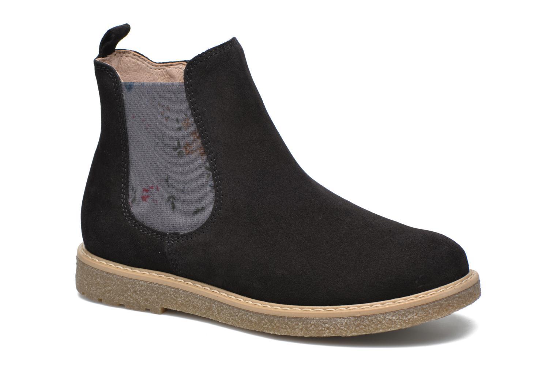 Bottines et boots Unisa Nullis Bleu vue détail/paire