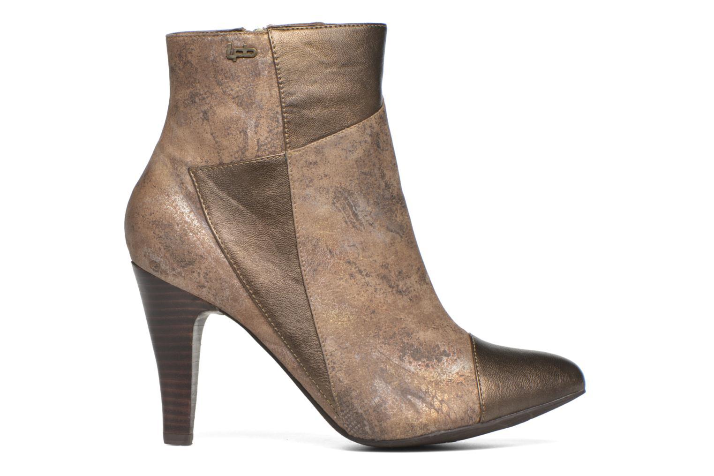Bottines et boots Les P'tites Bombes Adele Marron vue derrière