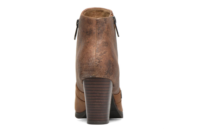 Bottines et boots Les P'tites Bombes Baltimore Marron vue droite