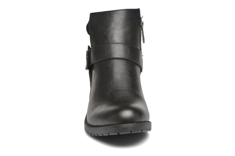 Bottines et boots Les P'tites Bombes Dandy Noir vue portées chaussures