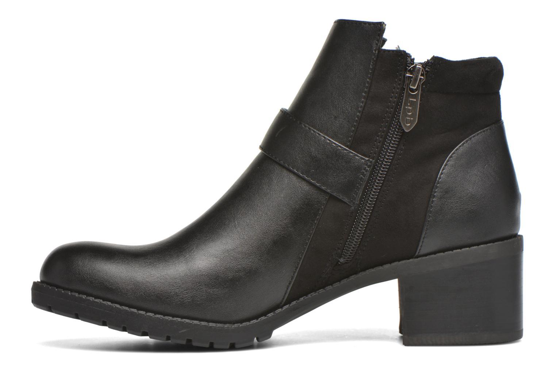 Bottines et boots Les P'tites Bombes Dandy Noir vue face