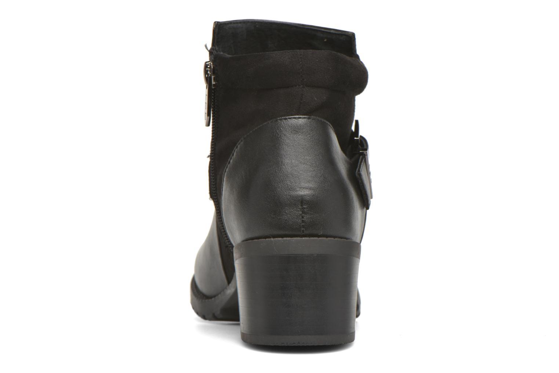 Bottines et boots Les P'tites Bombes Dandy Noir vue droite