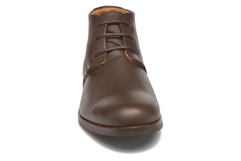 Edmond nappa marron
