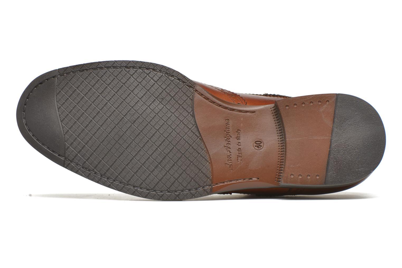 Zapatos con cordones Marvin&Co Newtownabbey Marrón vista de arriba
