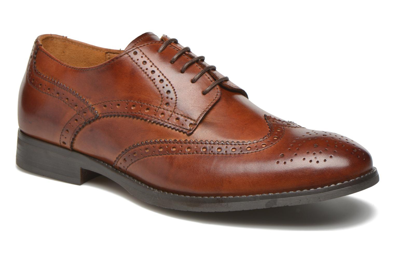 Zapatos con cordones Marvin&Co Newtownabbey Marrón vista de detalle / par