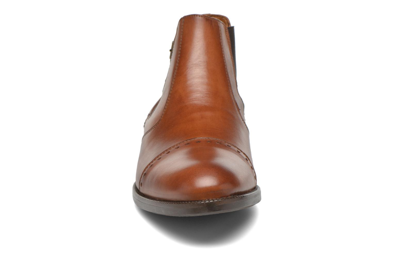 Bottines et boots Marvin&Co Nuneaton Marron vue portées chaussures