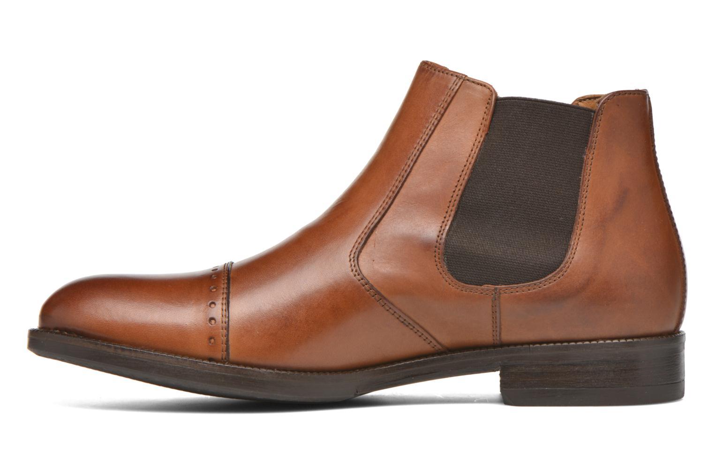 Bottines et boots Marvin&Co Nuneaton Marron vue face