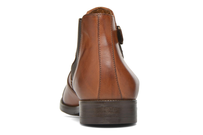 Bottines et boots Marvin&Co Nuneaton Marron vue droite